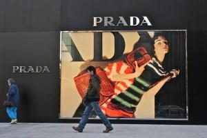 Prada store in Plaza 66 on Nanjing West Road, Shanghai, taken on March 22, 2011. (Remko Tanis/Flickr)