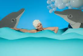Isabella Rossellini Dolphins