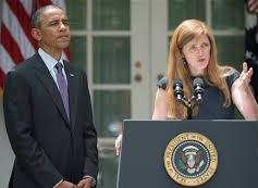 Samantha Power with the President1