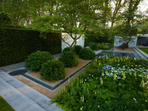 Luciano Giubbilei. Best in Show Winner Laurent Perrier Garden RHS Chelsea 2014. Photo courtesy of studio Allan Pollok-Morris.