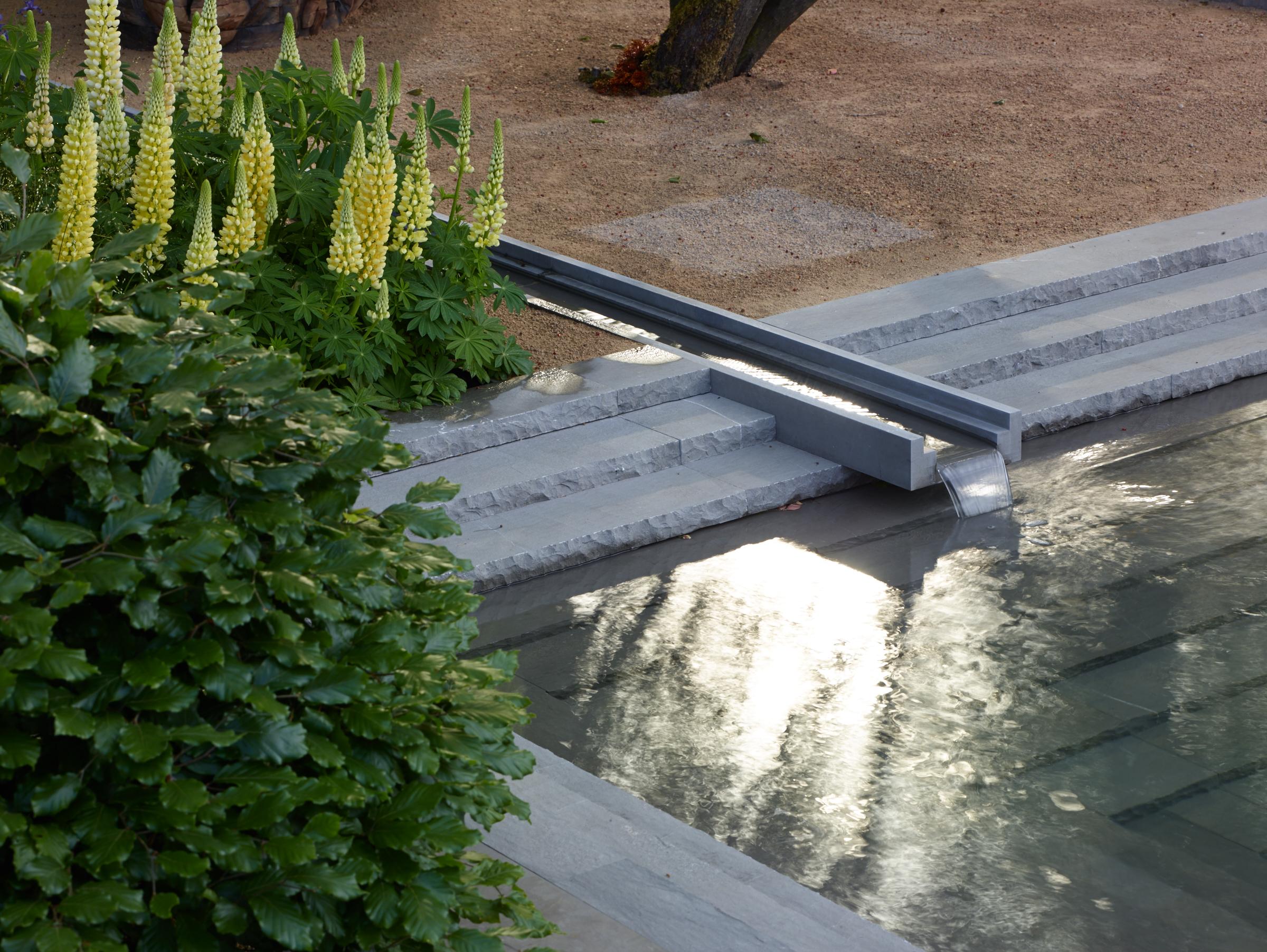 Luciano Giubbilei Laurent Perrier Garden 2014. Photo courtesy of studio Allan Pollok-Morris.