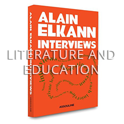 literature and education interviews