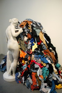 Venus of the Rags, Michelangelo Pistoletto