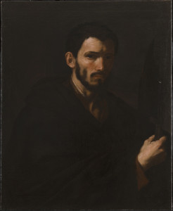 Jusepe de Ribera: Saint Matthias, around 1616/20