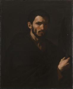 Jusepe de Ribera: Saint Matthias, around 1616/20