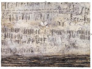 Anselm Kiefer: Etroits sont les vaisseaux, 2002