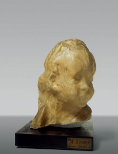 Medardo Rosso: Bambino ebreo, 1892/93