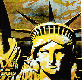 Andy Warhol Statue of Liberty, 1986