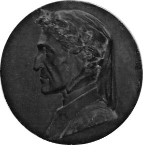 Dante Plaque