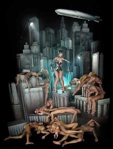 Lady Gaga: Plague Of An Ancient City 2009