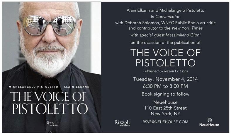 Pistoletto NY Invite