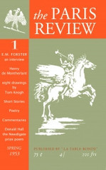 The Paris Review No. 1 Spring 1953
