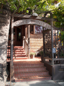 Chez Panisse, photo by Nathan Ziebell