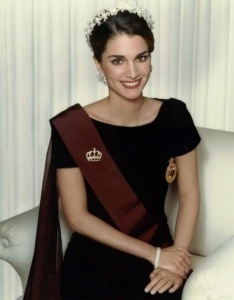 HM Queen Rania of Jordan