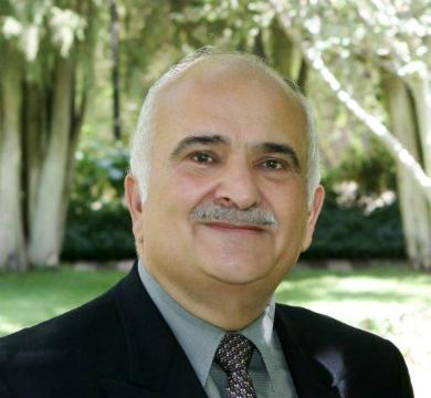 HRH Prince Hassan bin Talal