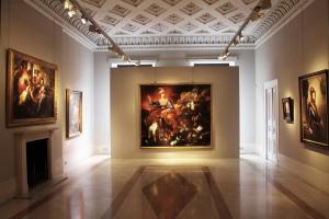 R+V Milano-Genova exhibition, June 2013, a masterpiece by Grechetto, Circe.