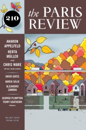 The Paris Review No. 210, Fall 2014