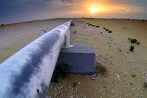 Egypt Gas Pipeline