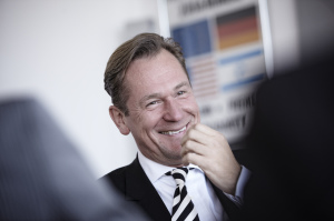 Mathias Döpfner, CEO of the Axel Springer Group