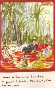 loulou-de-la-falaise-ysl-marocco-fernando-sanchez-drawing-illustration