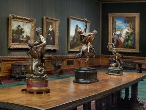 West Gallery of the Frick Collection