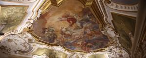 Ballroom ceiling, Palazzo Mazarino