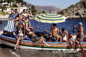 Dolce-Gabbana-womenswear-Spring-Summer-2013-ad-campaign-glamour-boys-inc-preview