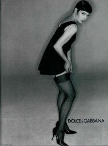 Isabella Rossellini D&G 1994