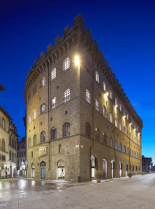 "Ferragamo headquarters: Palazzo Spini Feroni, Florence - ""the grandest private medieval house-palace in the city."""