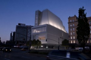 The Whitney Museum, design by Renzo Piano.