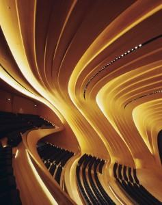 Heydar Aliyev Center, Baku, Azerbaijan. Photography by Iwan Baan.