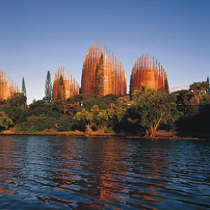 Tjibaou Cultural Centre, Noumea, New Caledonia 1991-1998