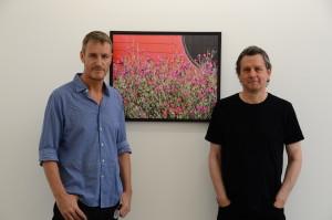 Lorcan O'NEILL & Jeff WALL - Rome 4 July 2014 - Galleria Lorcan O'Neill (2)