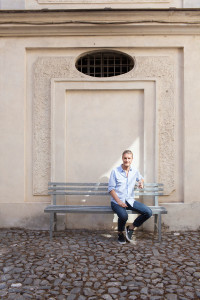 Lorcan O'Neill - Rome, July 2014 - photo by Rocco Rorandelli - Galleria Lorcan O'Neill
