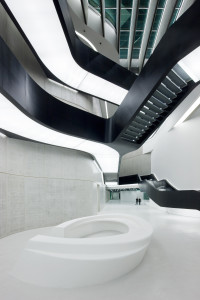 MAXXI Museum, Rome, Italy. Photography by Iwan Baan.