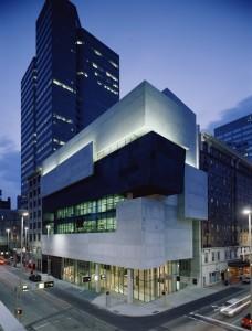 Rosenthal Center for Contemporary Art, Cincinatti USA. Photography by Roland Halbe.