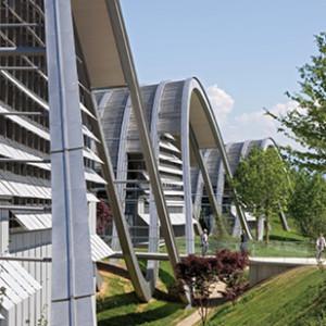 Zentrum Paul Klee 1999-2005