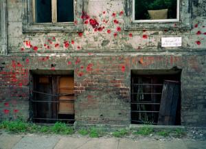 The Old Jewish Quarter, Berlin, 1992, WW