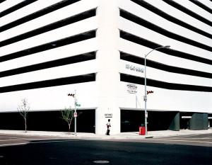'Entrance', Houston, Texas, 1983, WW