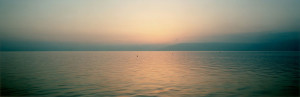Lake Galilee Before Sunrise, 2000, WW