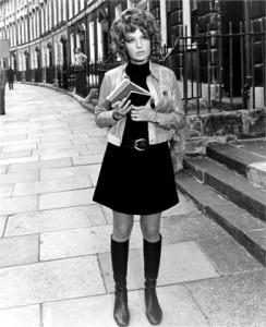 THE GIRL WITH THE PISTOL, (aka LA RAGAZZA CON LA PISTOLA), Monica Vitti, 1968