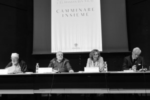 Presentation of Camminare Insieme at the Turin Book Fair, May 14 2015 - Sabina Filice Photographer