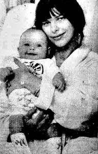 La Cicciolina (Ilona Staller) with Ludwig