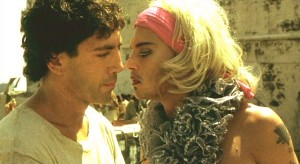 Javier Bardem and Johnny Depp in Before Night Falls
