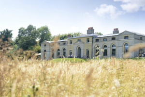 The restored Kennels are now home to Goodwood's clubhouse. Photo: Matt Ankers