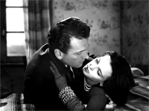STORY OF A LOVE AFFAIR, (aka CRONACA DI UN AMORE, CHRONICLE OF A LOVE), Massimo Girotti, Lucia Bose, 1950