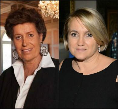 Carla & Silvia Fendi