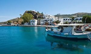 Skala village Patmos