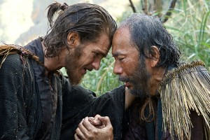 "Martin Scorsese's epic film ""Silence"" is currently in post-production. Photo: Paramount Pictures"