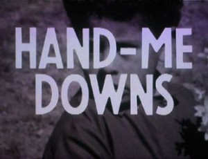 Hand-Me-Downs (Film Still), 2011, Videogram, Film 8mm, 16mm, Digital Video, color, sound, 15mn